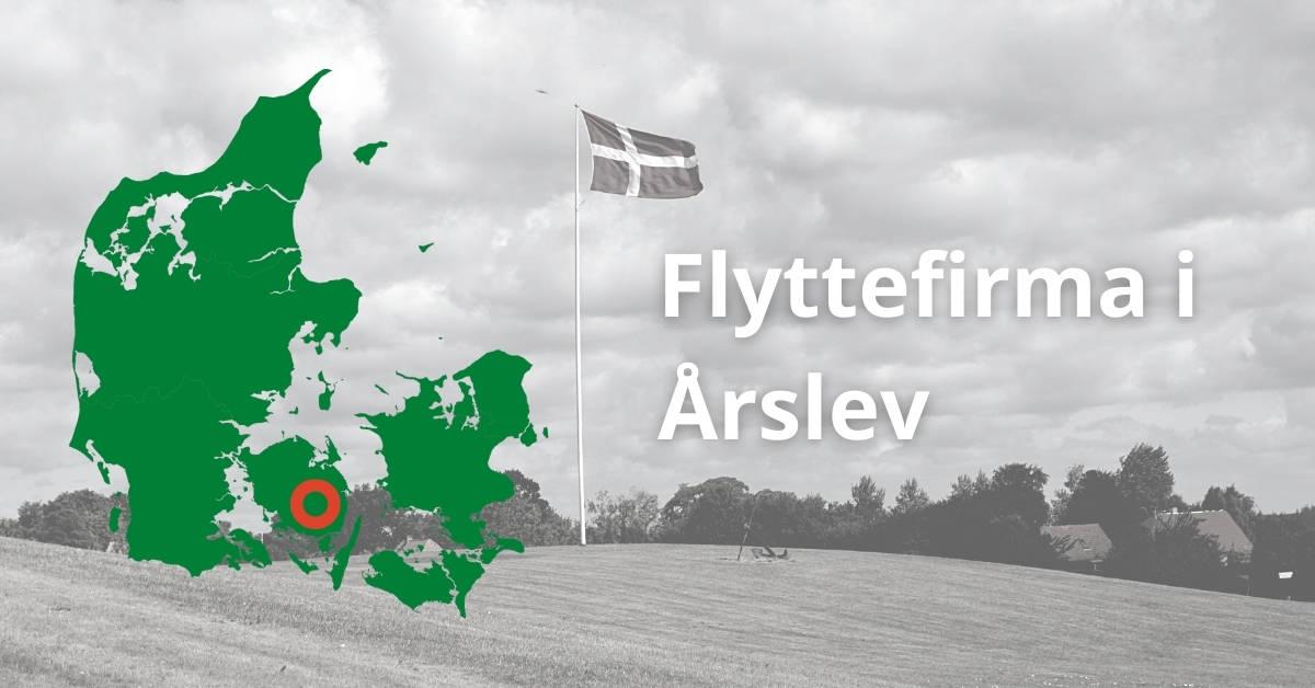 Flyttefirma i Årslev
