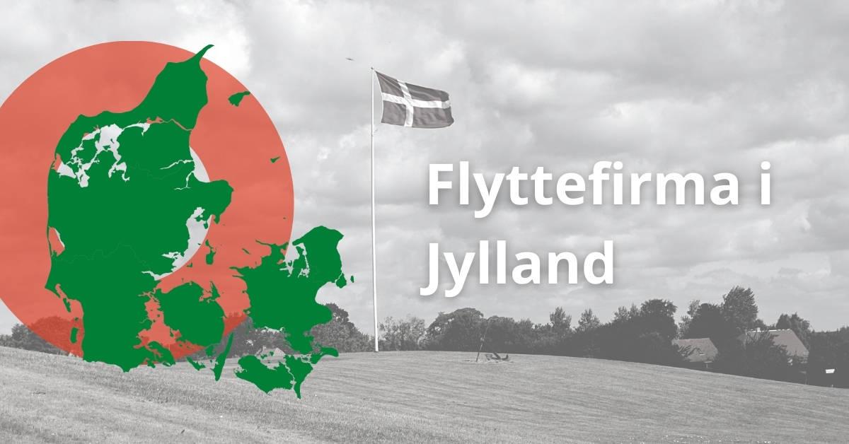 Flyttefirma i Jylland