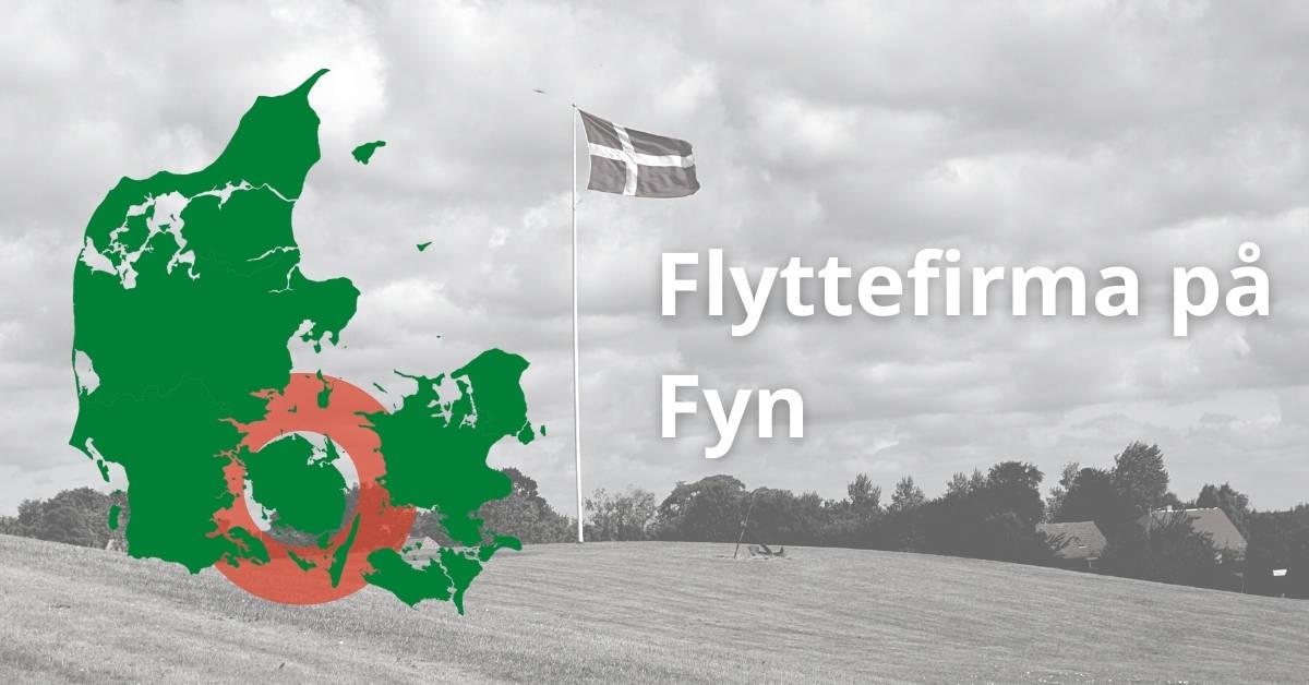 Flyttefirma på Fyn