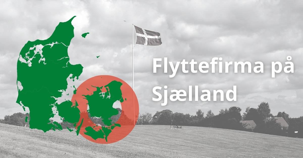 Flyttefirma på Sjælland