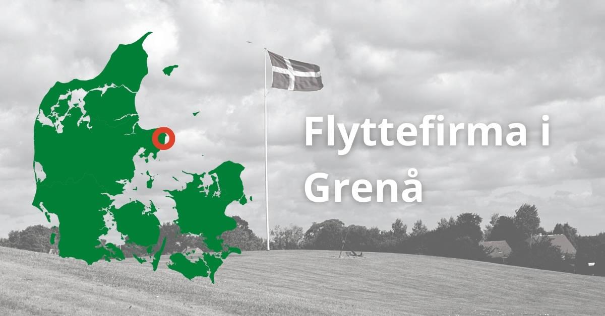 Flyttefirma i Grenå