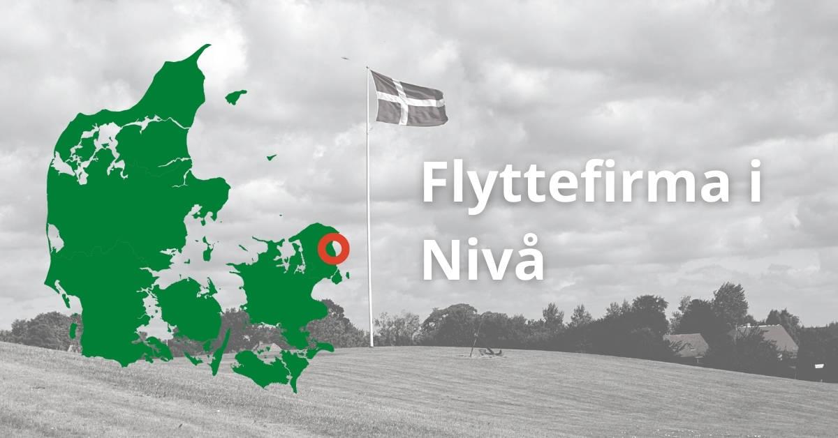 Flyttefirma i Nivå